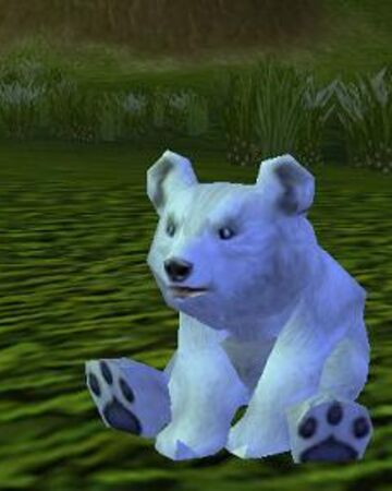 Baby Blizzard Bear - ChromieCraft