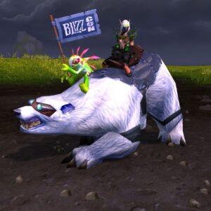 Big Blizzard Bear - ChromieCraft