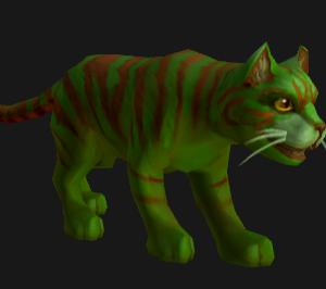 Corrupted Kitten - ChromieCraft