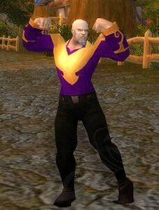Epic Purple Shirt - ChromieCraft