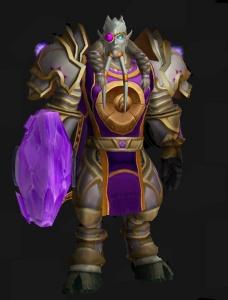 Exodar Tabard - ChromieCraft