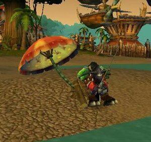 Fishing Chair - ChromieCraft