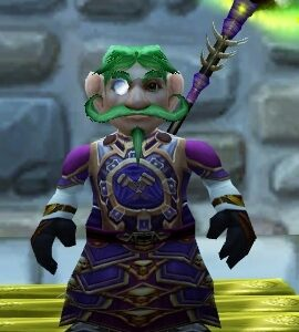 Gnomeregan Tabard - ChromieCraft