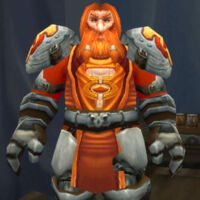 Ironforge Tabard - ChromieCraft