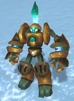 Lil' XT - ChromieCraft