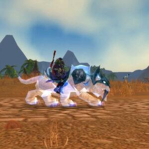 Reins of Spectral Tiger - ChromieCraft