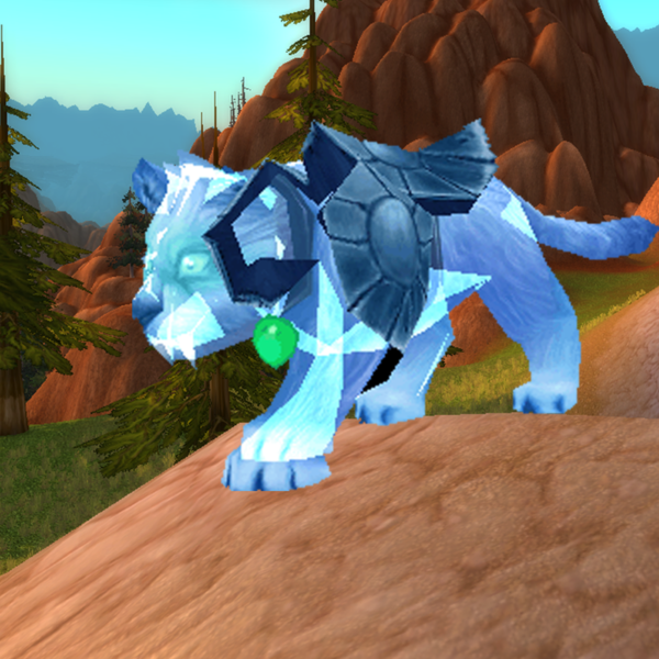 Spectral Tiger Cub - ChromieCraft