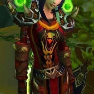 Tabard of Flame - ChromieCraft