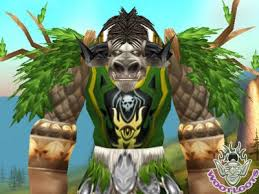 Tabard of Nature - ChromieCraft