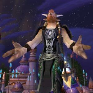 Tabard of the Void - ChromieCraft
