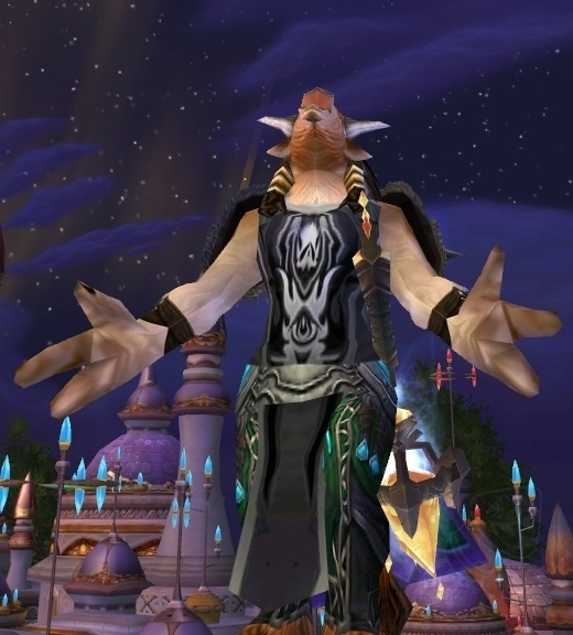 Tabard of the Void - ChromieCraft