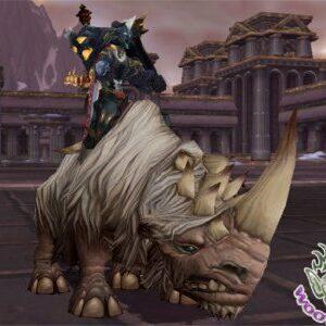 Wooly White Rhino - ChromieCraft