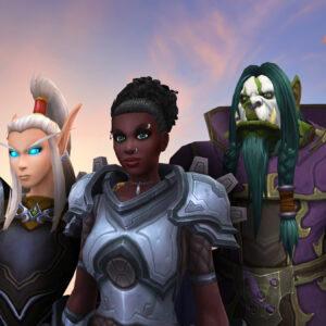 Character Customization - ChromieCraft