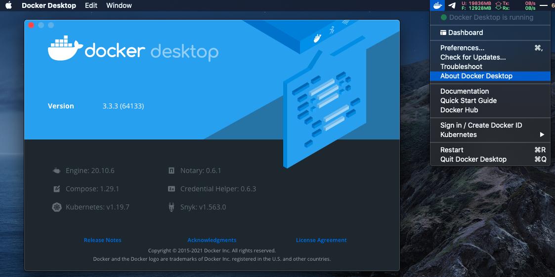 ChromieCraft Docker Desktop