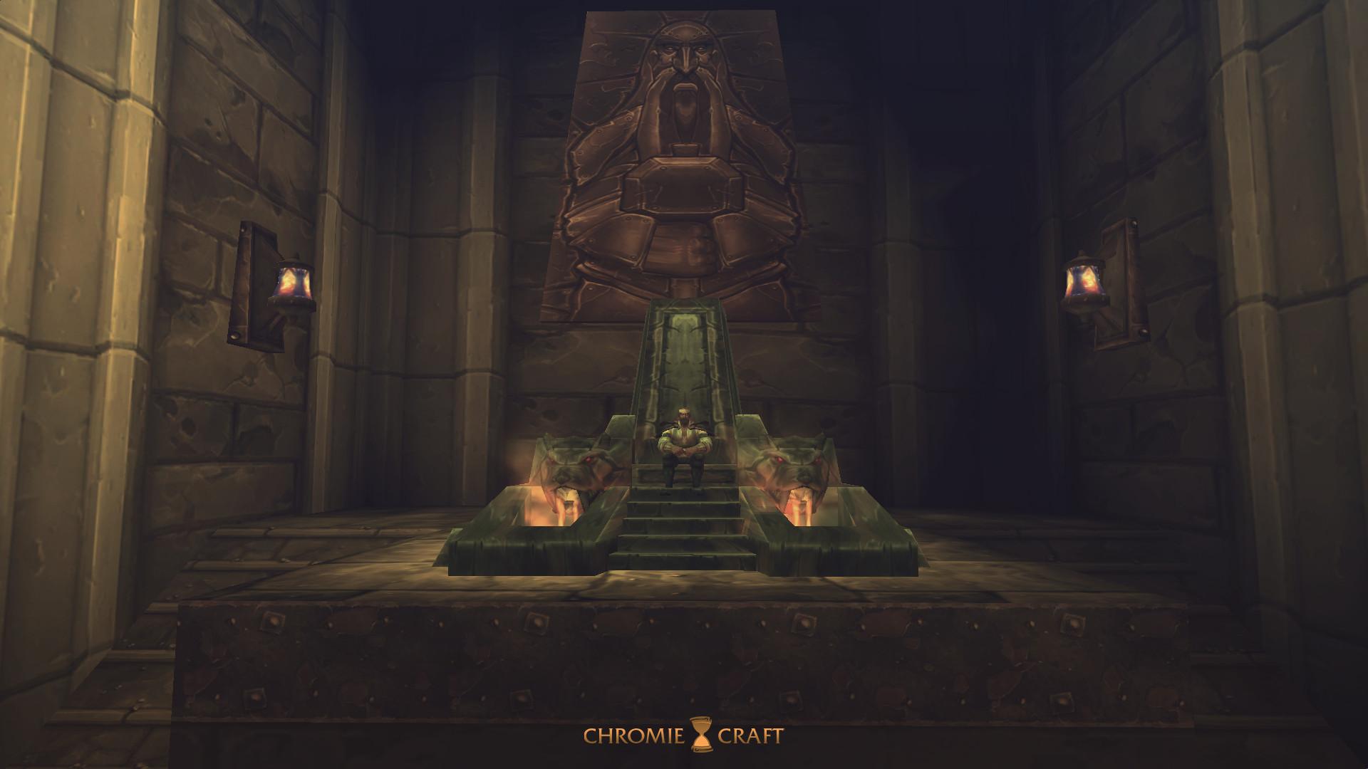 ChromieCraft artwork by shinzo