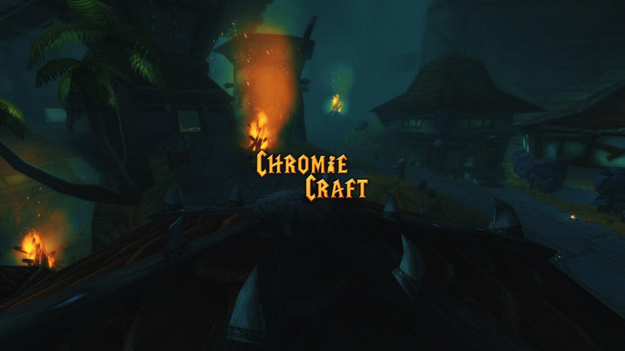 ChromieCraft artkwork by OMGhixD