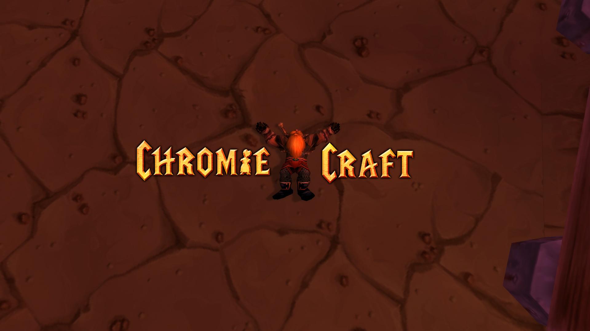 ChoromieCraft artwork by mictlanfan